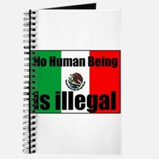 Human beings arent illegal Journal