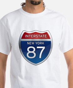 Interstate 87 - New York Shirt