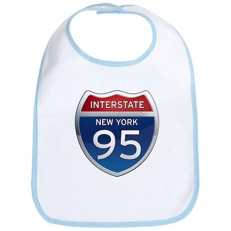 Interstate 95 - New York Bib