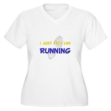 Felt Like Running T-Shirt