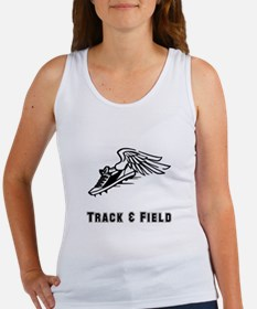 Track And Field Women's Tank Top