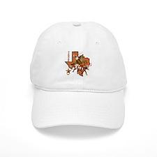Texas Cowboy & Longhorn Baseball Cap