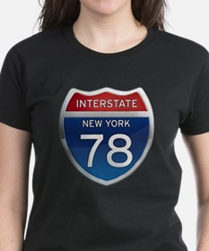 Interstate 78 - New York Tee