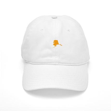 Orange Alaska Cap