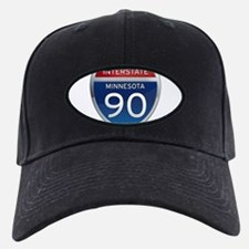 Interstate 90 - Minnesota Baseball Hat