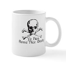Ye Has Some Nice Booty Small Mug