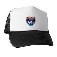 Interstate 95 - Florida Trucker Hat