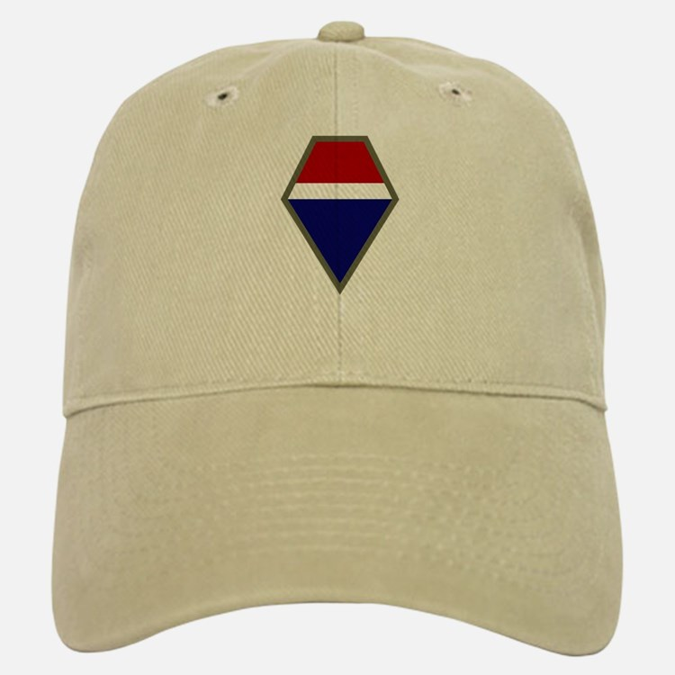 12th Army Group Baseball Baseball Cap