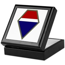 12th Army Group Keepsake Box
