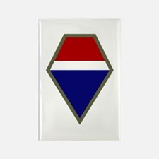 12th Army Group Rectangle Magnet