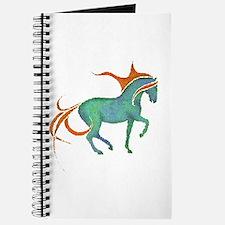 mosaic horse Journal