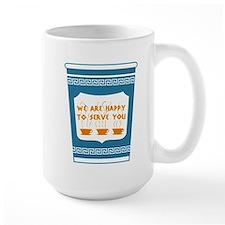 "NYC ""Blue Cup"" Mug"