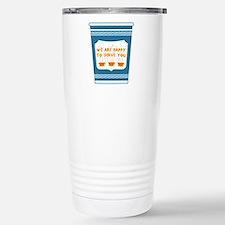 "NYC ""Blue Cup"" Travel Mug"