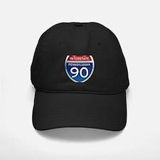 Interstate 90 - Pennsylvania Baseball Hat
