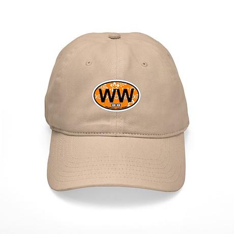 Wildwood NJ - Oval Design Cap
