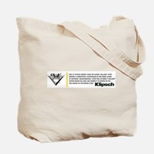 Unique Klipsch Tote Bag