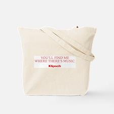 Cool Klipsch Tote Bag