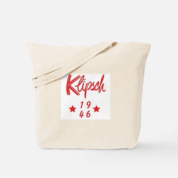 Cute Klipsch Tote Bag