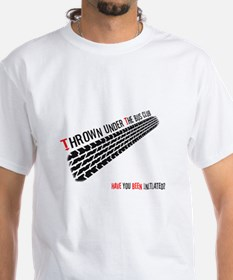 Thrown from the Bus Club - Initiated? T-Shirt