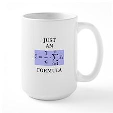 Just An Average Formula Mug