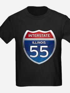 Interstate 55 - Illinois T