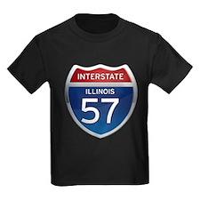 Interstate 57 - Illinois T