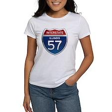 Interstate 57 - Illinois Tee