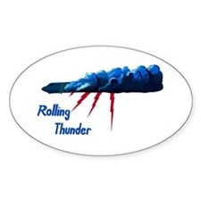Rolling Thunder Decal
