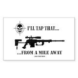 Stickers guns Single
