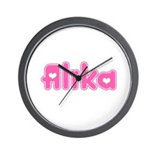 """Alika"" Wall Clock"