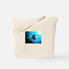 Cute Tumbling Tote Bag