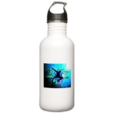 Funny Free running Water Bottle