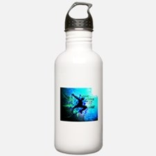 Unique Parkour Water Bottle
