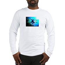 pakour sea Long Sleeve T-Shirt