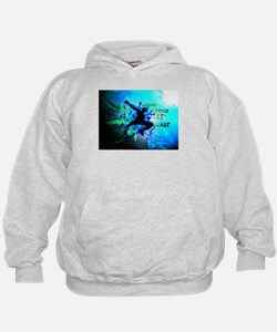 Cool Parkour Hoodie