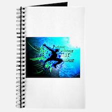 Cute Free running Journal