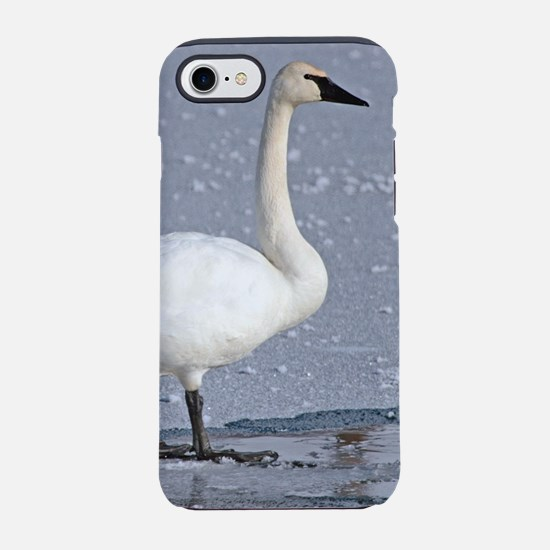 Swan iPhone 7 Tough Case