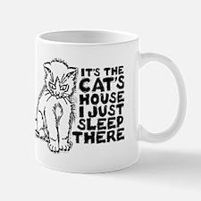 It's the Cat's House Mug
