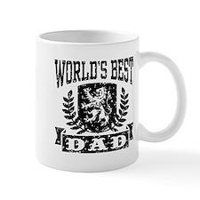 World's Best Dad Small Mugs