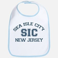 Sea Isle City NJ - Varsity Design Bib