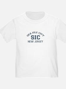 Sea Isle City NJ - Varsity Design T