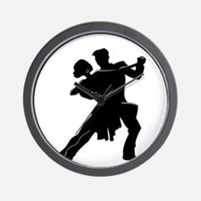 Unique Latin dancing Wall Clock