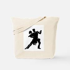 Cute Waltz Tote Bag