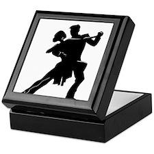 Unique Dancing Keepsake Box