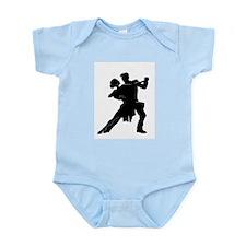 Cute Foxtrot Infant Bodysuit