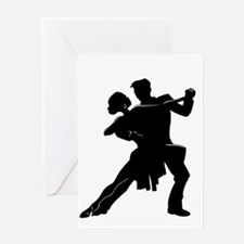 Dance Greeting Cards