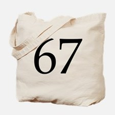 67 Tote Bag