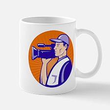 cameraman filmcrew Mug