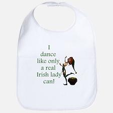 Irish Lady Bib