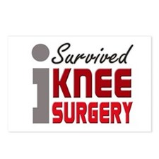 I Survived Knee Surgery Postcards (Package of 8)